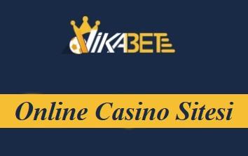 Vikabet Online Casino Sitesi