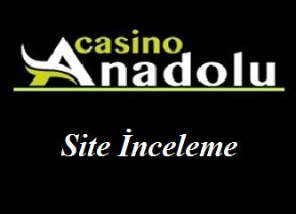 Anadolu Casino inceleme